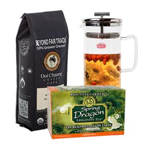 Tea, Coffee and Teaware
