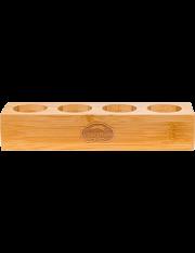 Tea Tubes: Bamboo Base