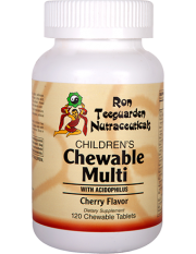 Children's Chewable Multi with Probiotics