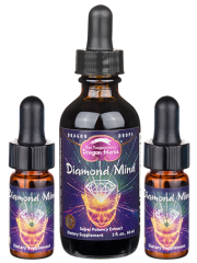 Diamond Mind Drops with 2 FREE Minis