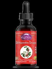Schizandra Drops, Organic