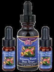 Albizia Flower Shen Drops with 2 FREE Minis