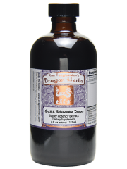 Goji and Schizandra Drops -- 8 oz