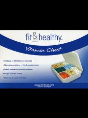 Herb Chest/Vitamin Chest