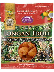 Longan Fruit 1 oz.