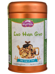 Luo Han Guo - Stackable Tin Can