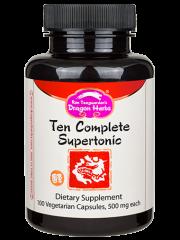 Ten Complete Supertonic