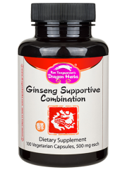 Ginseng Supportive Combination