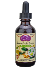 Sweetfruit Drops Zen with Lime Oil