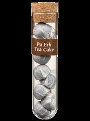 Tea Tubes: Pu Erh Tea Cakes