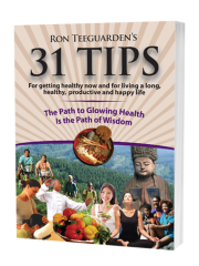 31 Tips - Radiant Health as a Way of Life