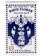 White flower balm 20ml mightylinksfo