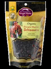 Organic Changbai Mountain Schizandra Fruit 6 oz.