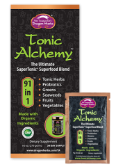 Tonic Alchemy Packet Sample with Brochure