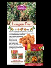 Longan fruit sample with Brochure