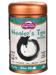 Healer's Tea eeTee in Jar
