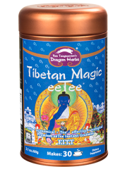 Tibetan Magic eeTee in Jar