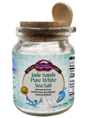 Jade Sands Pure White Sea Salt