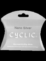Cyclic Nano Silver Cleanser 15g Silver