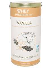 Vanilla Whey Protein 454 grams