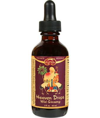 Heaven Drops Wild Ginseng - PRIVATE RESERVE