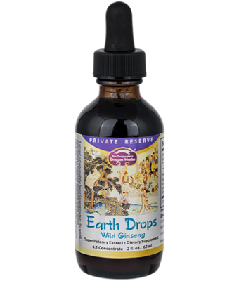 Earth Drops - PRIVATE RESERVE