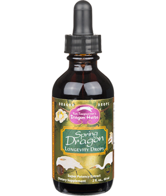 Spring Dragon Longevity Drops