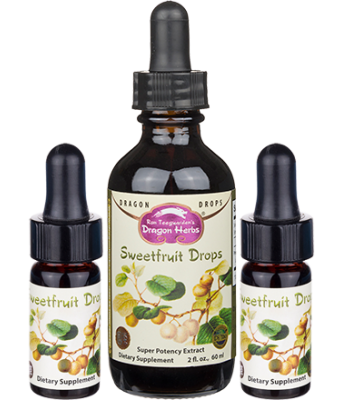 Sweetfruit Drops with 2 FREE Minis