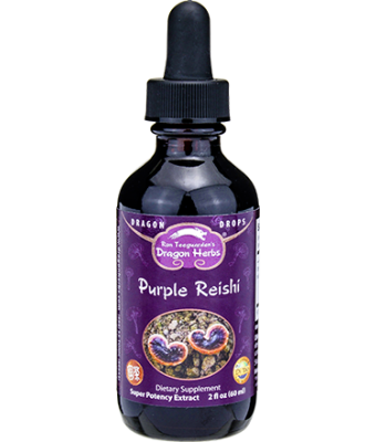 Purple Reishi Drops