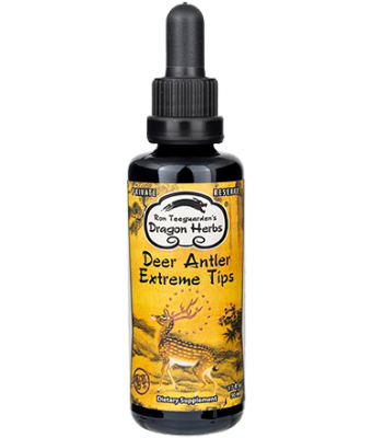 Deer Antler Extreme Tips Drops --- Private Reserve