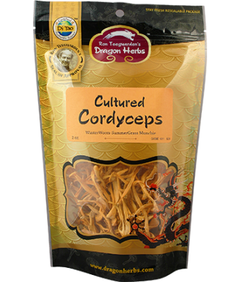 Cultured Cordyceps - Munchable Cordyceps