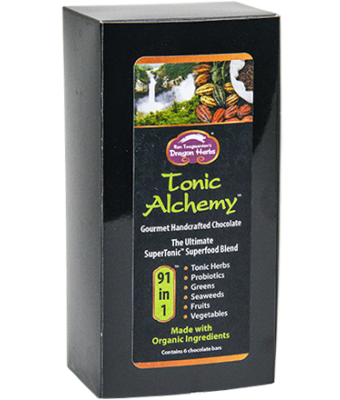 Tonic Alchemy Chocolate Bar 6 Pack