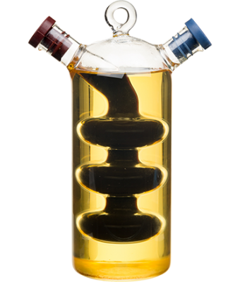 Vinaigrette Bottle (Healthy Vinegar and Walnut Oil combo)
