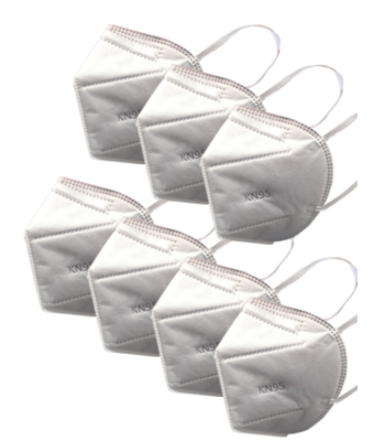 KN95 Nano Protective Mask - 7 pack ($4 per mask)