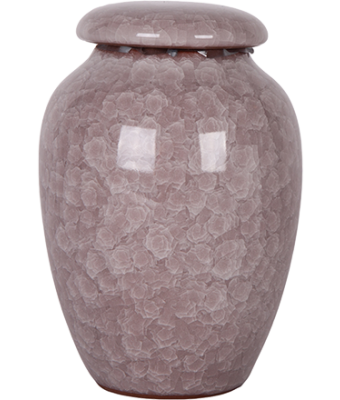 Ice Crackle Jar, small