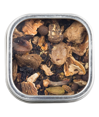 Agaricus Bliss Tea - small tin