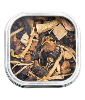 Ginseng Bliss Tea - small tin