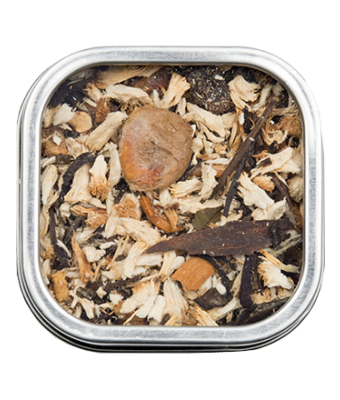Lion's Mane Bliss Tea - small tin