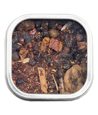 Schizandra Bliss Tea - small tin