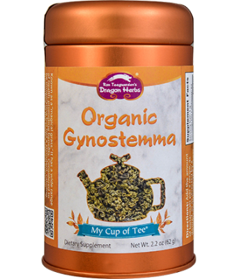 Organic Gynostemma - Stackable Tin Can