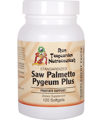 Saw Palmetto/Pygeum Plus 120