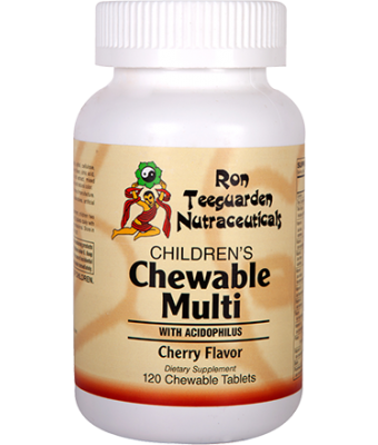 Children's Chewable Multi with Probiotics
