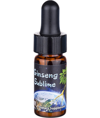 Ginseng Sublime Mini Drops