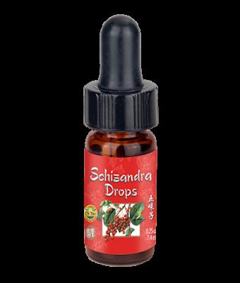Organic Schizandra Mini Drops
