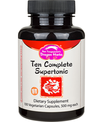 Ten Complete Supertonic