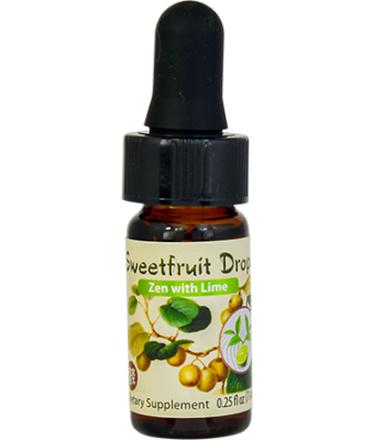Sweetfruit Zen with Lime Oil Mini Drops