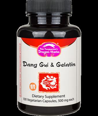 Dang Gui and Gelatin