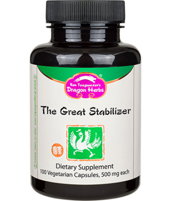 The Great Stabilizer - Bupleurum & Dragon Bone