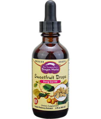 Sweetfruit Drops Dang Gui Oil
