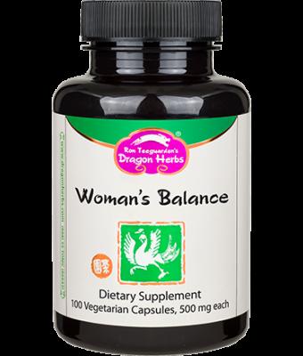 Woman's Balance - Bupleurum & Dang Gui